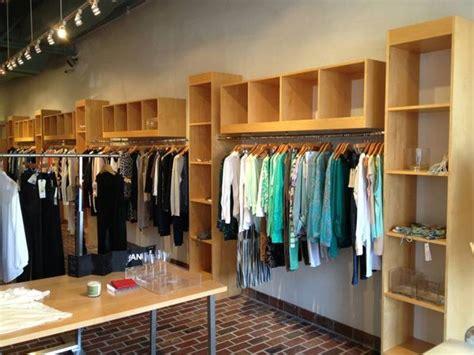 Display Apparel On Showroom Floors - retail display studios ideas retail stores