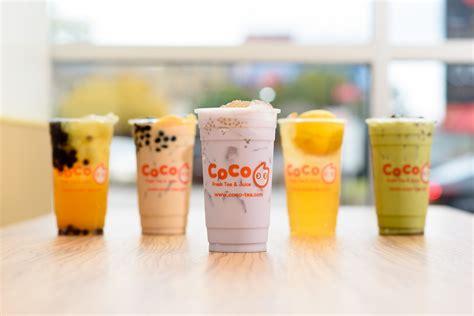 coco bubble tea coco fresh tea juice opening in downtown toronto