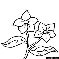 how to color flowers free coloring pages of gerber flowers