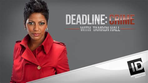 tamron hall fired from fox tamron hall fired from fox deadline crime with tamron hall