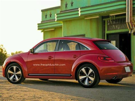 4 Door Vw Bug by Volkswagen Beetle 5 Door