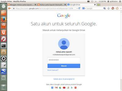 langkah membuat akun google drive cara membuat akun google drive ayu igusti catur nur