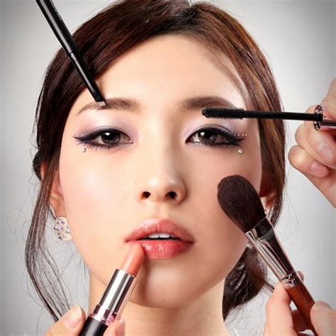 tutorial make up korea mp4 makeup korean style tutorial for android free download