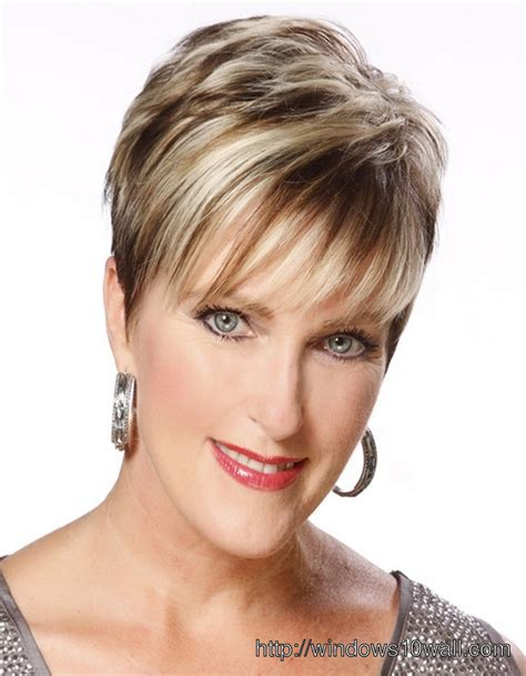 hairstyle ideas thin hair short hairstyle ideas for women over 50 with thin hair