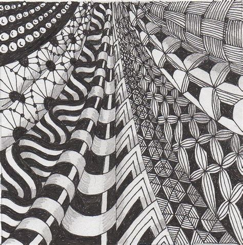 zen of design patterns tangle dreams more doodle ideas zentangle doodle