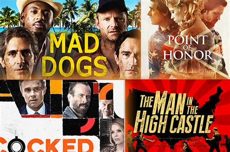 amazon tv series amazon pilots seven new series from amazon prime