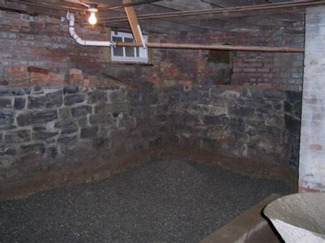digging out the basement home restoration