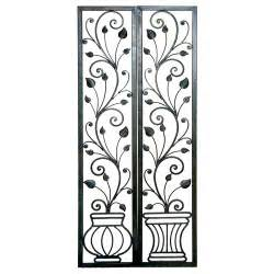 Wine Cellar Doors Wrought Iron - rustic iron wall decor beautiful pictures photos of remodeling interior housing
