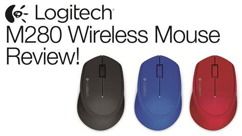 Mouse Wirelesss Logitech M280 logitech m280 wireless mouse review