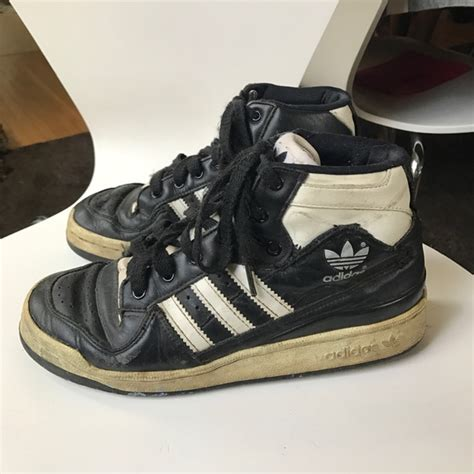 shoes c 4 90 95 adidas shoes classic leather high top from the 90s