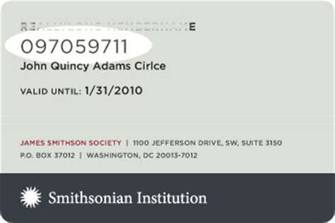 Find By Their Number Smithsonian Institution Contributing Membership Find Your Member Number Smithsonian