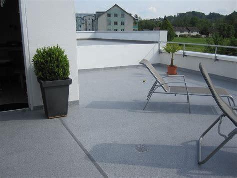 boden terrasse bodenbelag terrasse kunstharz si75 hitoiro