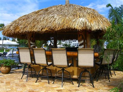 big kahuna tiki huts and tiki bar