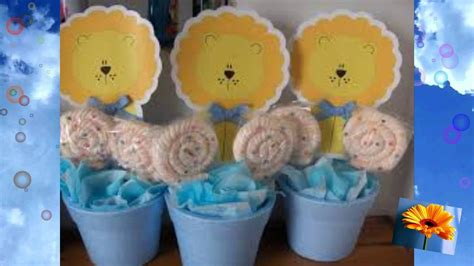 Baby Shower Centros De Mesa Para Ni O by Project Ideas Arreglos De Baby Shower Para Ni O Resultado