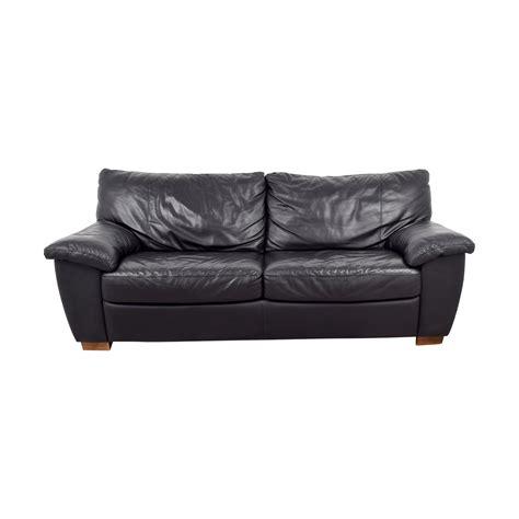 ikea black leather sofa classic sofas used classic sofas for sale