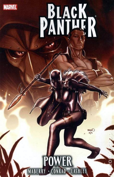 marvel s black panther prelude books black panther power tpb 2010 marvel comic books