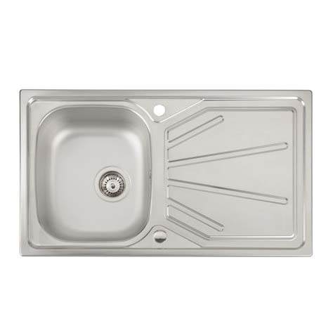 Compact Kitchen Sinks Adobe Trydent Compact 1 0 Bowl Sink Sinks Taps