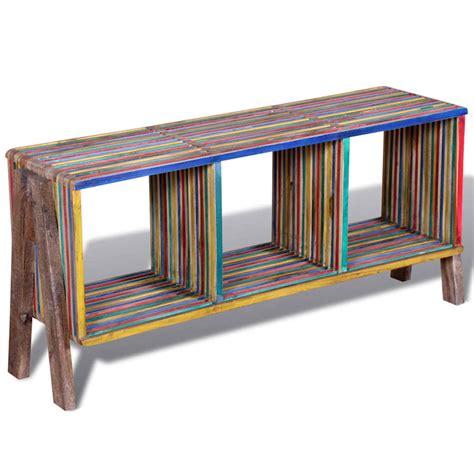 mobile con mensole articoli per mobile tv con 3 mensole impilabile in legno