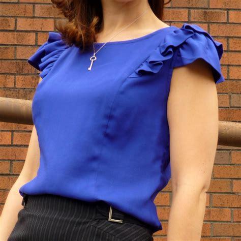 Blouse Pattern sewaholic patterns 1001 pendrell blouse sewing pattern