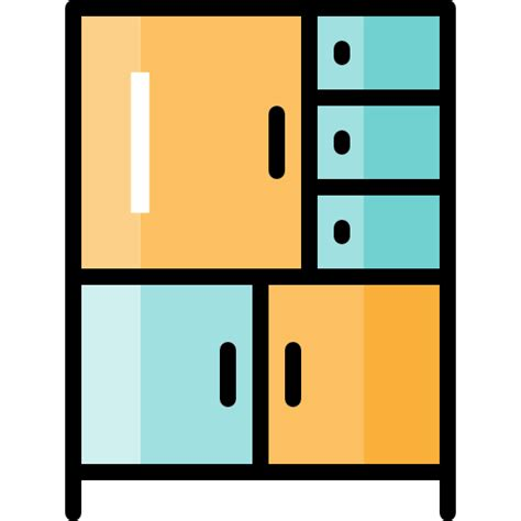shelves free other icons