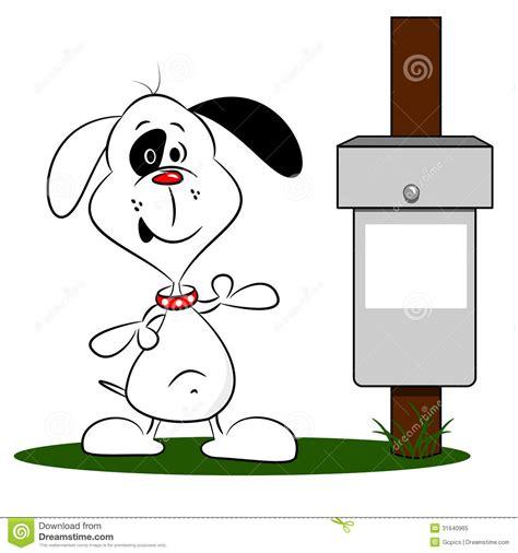 poto tato kartun cartoon dog and bin royalty free stock photo image 31640965