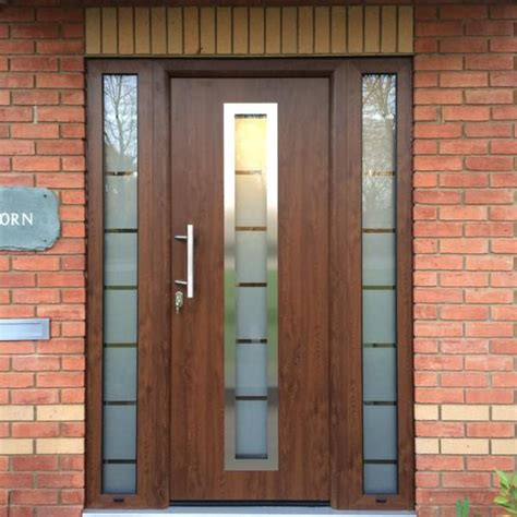Steel Front Doors Uk Hormann Thermo46 700 Entrance Door Hormann Entrance Doors Steel The Garage Door Centre
