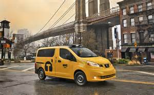 York Nissan 2014 Nissan Nv200 New York Taxi Photo 3 29 Cardotcom