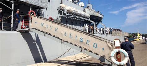 notizie porto di taranto nel porto di taranto 411 migranti soccorsi in mare