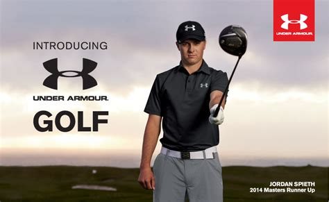 under armoir golf is under armour getting into golf equipment
