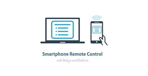 node js tutorial ppt smartphone remote control with node js and socket io