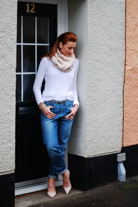 Jeans For Women In Their 40s | 30 casual outfits for women over 40