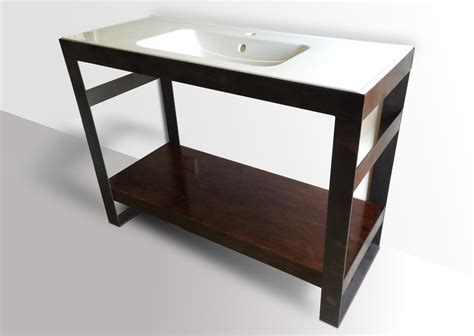 industrial modern bathroom vanity wash stand modern
