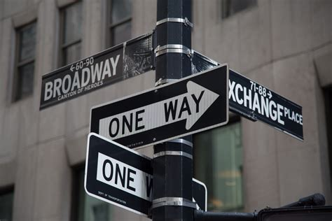 signs of an sign of broadway free stock photo domain pictures