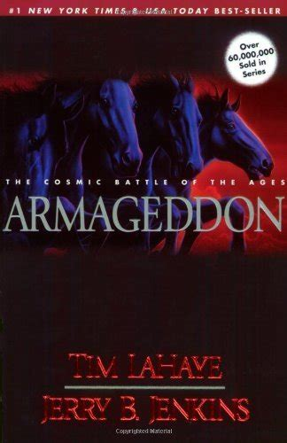 armageddon the cosmic battle left behind series new and used books from thrift books