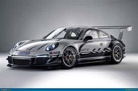 Porsche 911 Carrera Gt3 by Ausmotive 187 2013 Porsche 911 Gt3 Cup Revealed