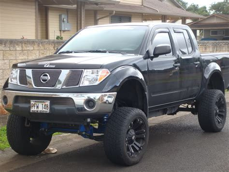 lifted nissan frontier white nissan frontier lifted gallery