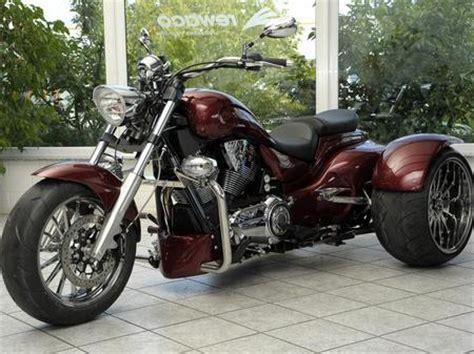 Motorrad Dreirad Pkw F Hrerschein by Rewaco Baut Victory Vegas Zum Dreirad Um