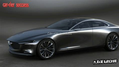 2020 Mazda 6 Coupe by Mazda 6 2020 Preview By Vision Coupe Concept