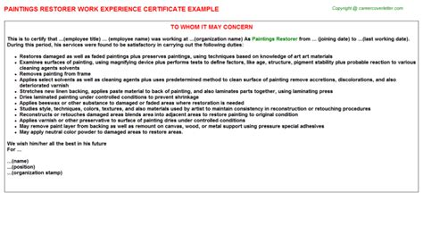 Work Experience Letter Physiotherapist work experience letter physiotherapy 28 images it