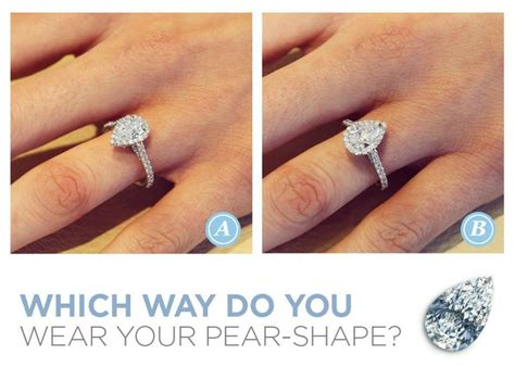 which way do you prefer to wear a pear shape let