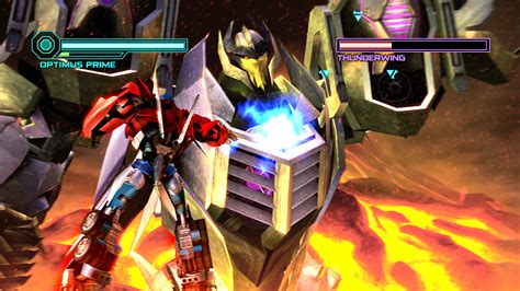 Wii U Transformer Prime The transformers prime wii u review nintendotoday