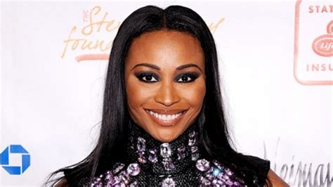 cynthia bailey bob weave hair cynthia bailey dishes on housewives hair weave and love