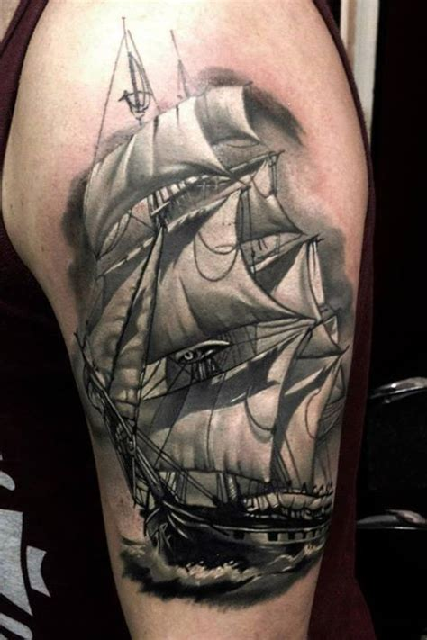 sailing ship tattoos designs ship tats n tales ship tattoos