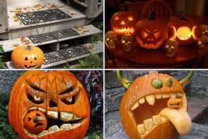couple pumpkin carving ideas decorating ideas fantastic accessories for kid halloween