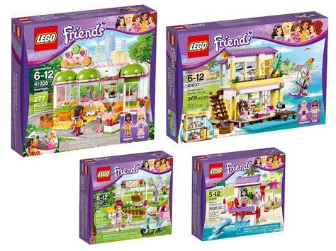 Lego And Friends Set Murah bricker construction by lego 5003833 friends kit