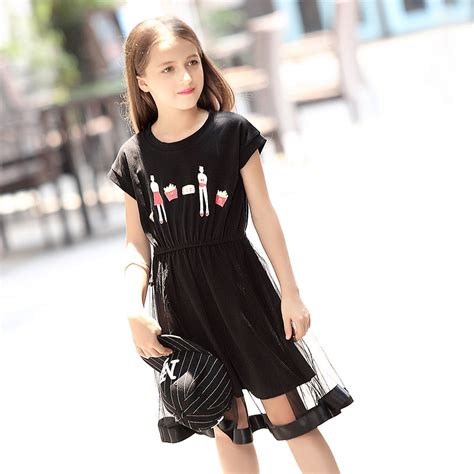 little models 8 9 10 11 12 cute fashion girls dresses girl party kids character