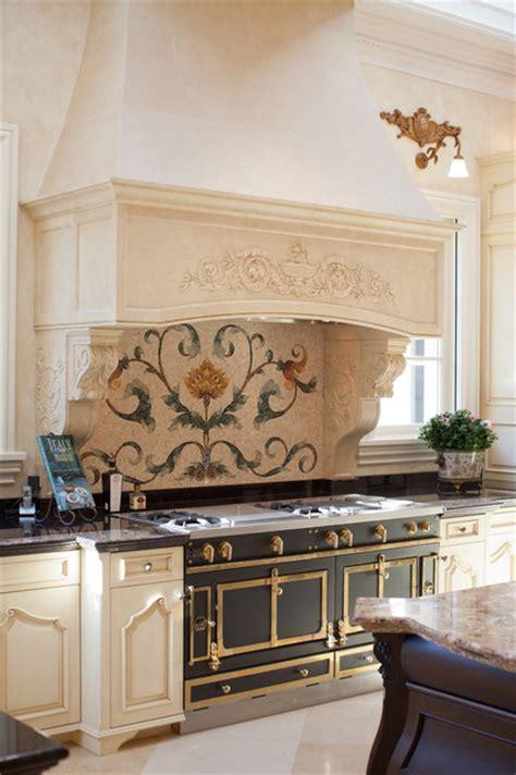La Cornue Kitchen Designs | 55 000 la cornue 24k gold plated french oven