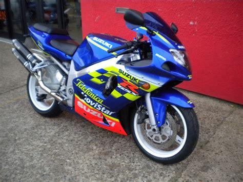 Suzuki Gsxr 600 K2 Suzuki Gsxr 600 K2 Telifonica Manleys Motorcycles