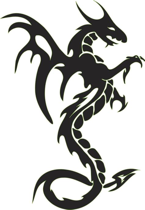 simple dragon tattoos tattoo collections