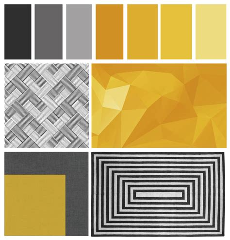 yellow color palette yellow color palette interior design ideas